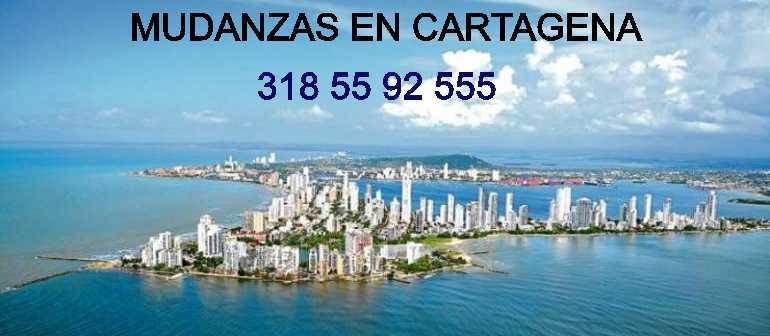 Mudanzas en Cartagena