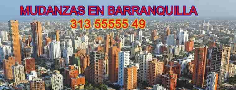Mudanzas Barranquilla