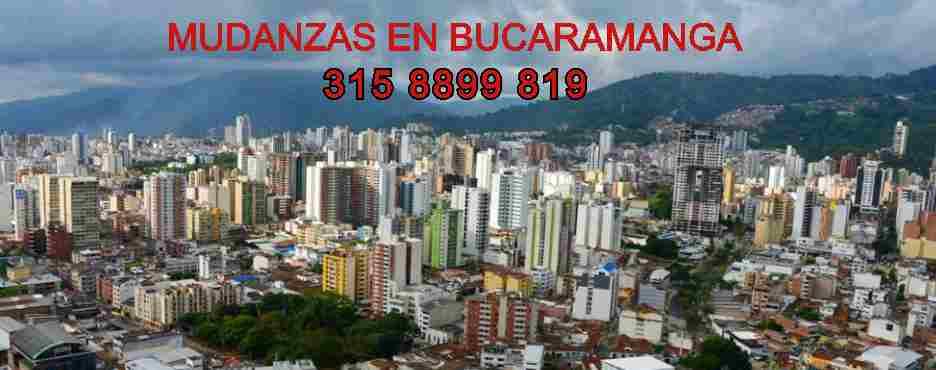 Mudanzas en Bucaramanga