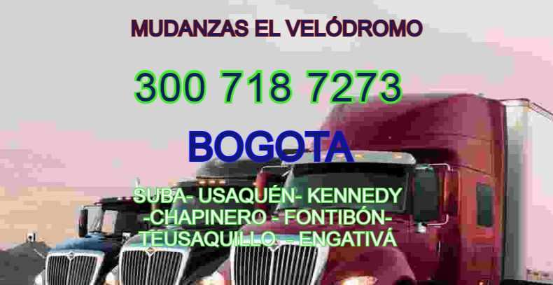 Mudanzas Bogotá